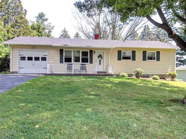 1 Buttonball Road, Whitestown, NY 13492 (MLS #S1232740) :: The CJ Lore Team   RE/MAX Hometown Choice