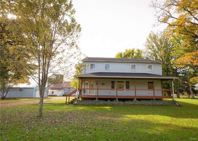 3324 State Route 31, Lenox, NY 13032 (MLS #S1232877) :: MyTown Realty