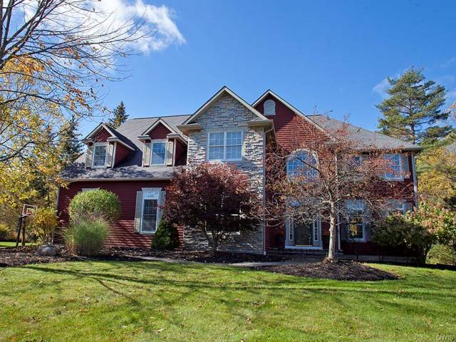 4525 Spruce Ridge Drive, Pompey, NY 13104 (MLS #S1232994) :: 716 Realty Group