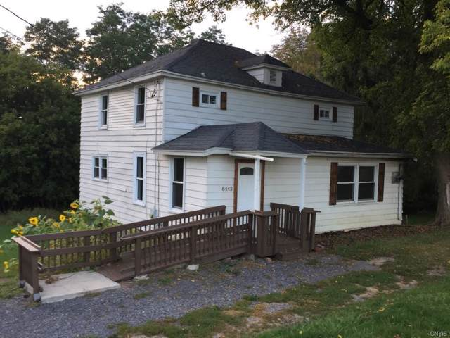 8442 State Route 104, Hannibal, NY 13074 (MLS #S1233028) :: The Glenn Advantage Team at Howard Hanna Real Estate Services