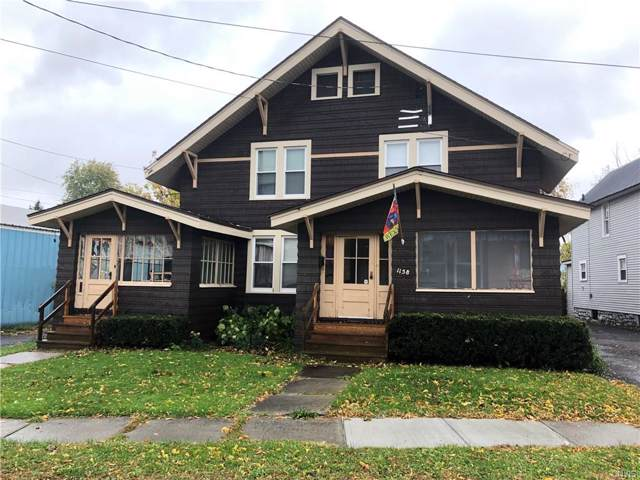 1158 Gill Street, Watertown-City, NY 13601 (MLS #S1233203) :: Thousand Islands Realty
