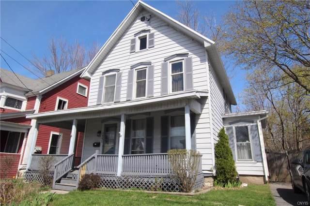 513 Holcomb Street, Watertown-City, NY 13601 (MLS #S1233498) :: Robert PiazzaPalotto Sold Team