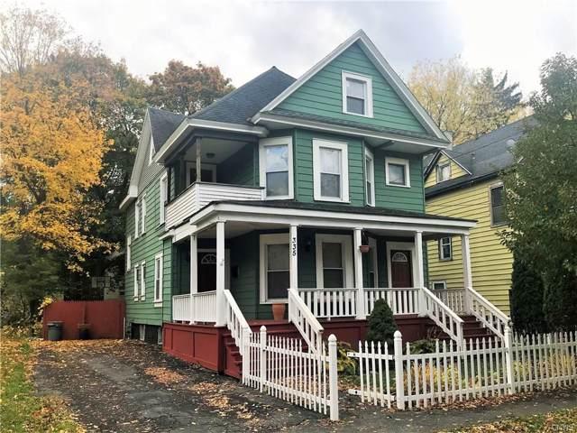 335-37 W Calthrop Avenue, Syracuse, NY 13205 (MLS #S1234139) :: MyTown Realty