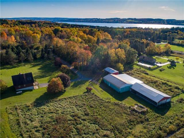 1677 Coon Hill Road, Skaneateles, NY 13152 (MLS #S1234483) :: The Chip Hodgkins Team