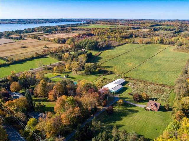 1677 Coon Hill Road, Skaneateles, NY 13152 (MLS #S1234506) :: The Chip Hodgkins Team