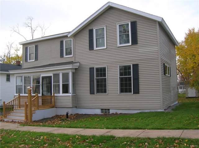 105 Aspen Street, Salina, NY 13088 (MLS #S1234626) :: The CJ Lore Team | RE/MAX Hometown Choice