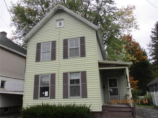 278 Belmont Avenue, Oneida-Inside, NY 13421 (MLS #S1234876) :: Updegraff Group