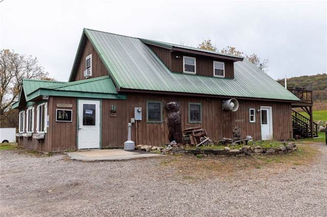 7304 State Highway 5, St Johnsville, NY 13452 (MLS #S1234947) :: Robert PiazzaPalotto Sold Team