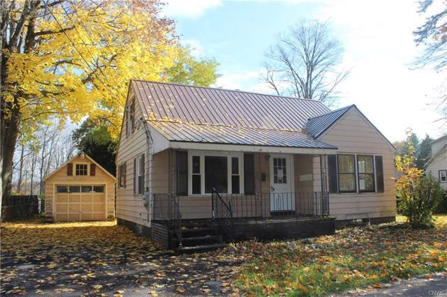 225 S 4th Avenue, German Flatts, NY 13357 (MLS #S1235450) :: BridgeView Real Estate Services