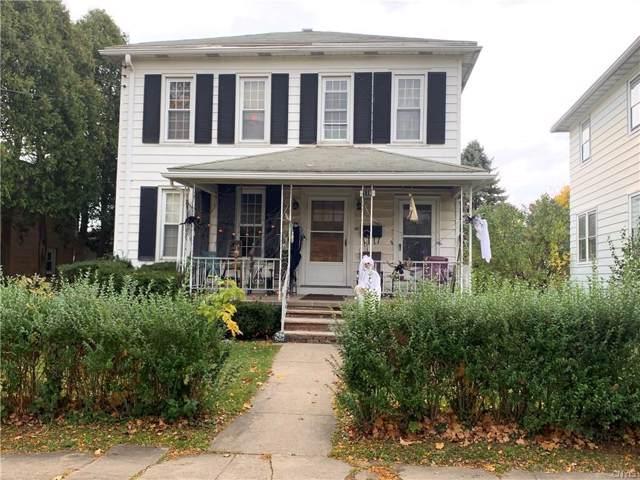 119 Cottage Street, Auburn, NY 13021 (MLS #S1235822) :: Updegraff Group