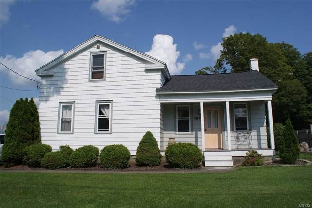 399 George Road, Dryden, NY 13068 (MLS #S1236083) :: MyTown Realty