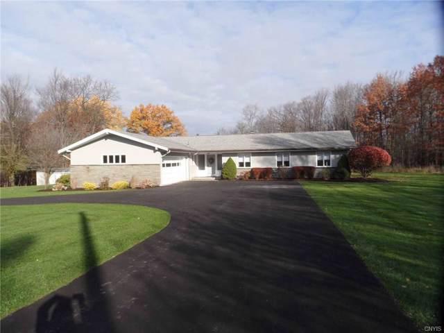 28 Upper Woods Road, New Hartford, NY 13413 (MLS #S1236837) :: BridgeView Real Estate Services