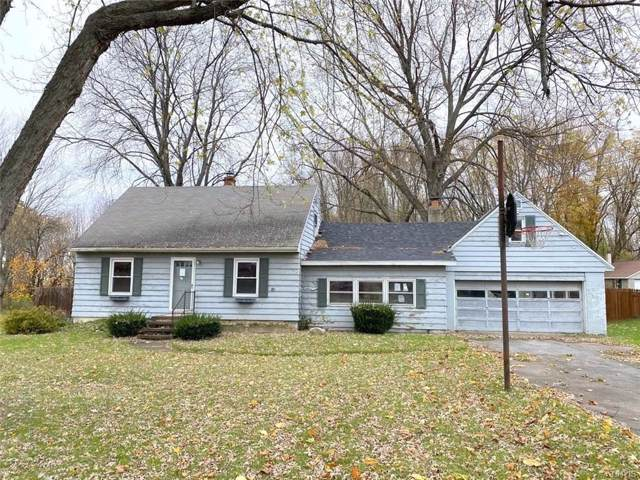 3329 Franklin Street Road, Sennett, NY 13021 (MLS #S1236863) :: Updegraff Group