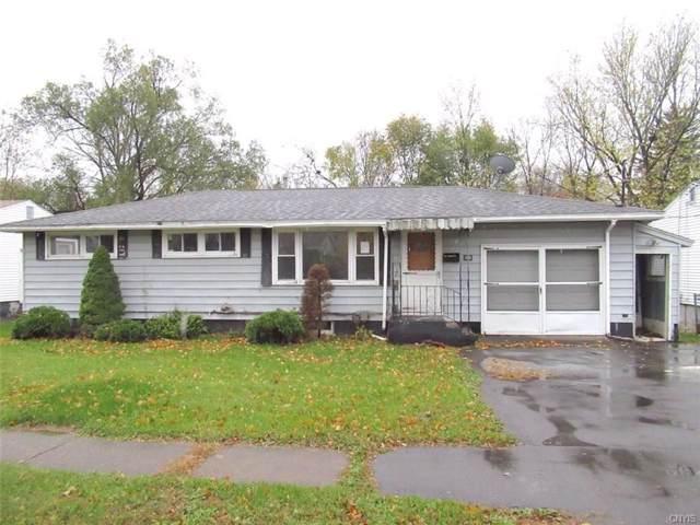 233 Belle Avenue, Syracuse, NY 13205 (MLS #S1236906) :: Robert PiazzaPalotto Sold Team