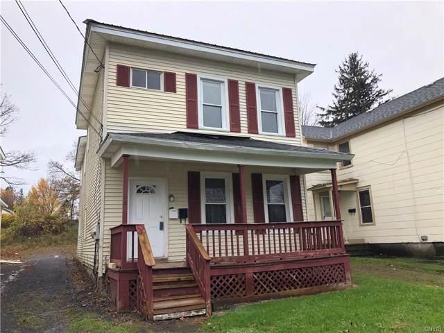 138 W Schuyler Street, Oswego-City, NY 13126 (MLS #S1236996) :: The Rich McCarron Team