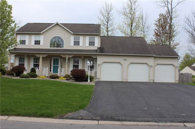 6384 Electric Railway, Cicero, NY 13039 (MLS #S1237011) :: The Chip Hodgkins Team