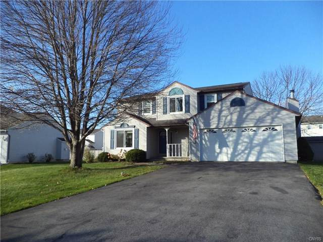 4007 Plum Yew Circle, Clay, NY 13090 (MLS #S1237142) :: The Chip Hodgkins Team