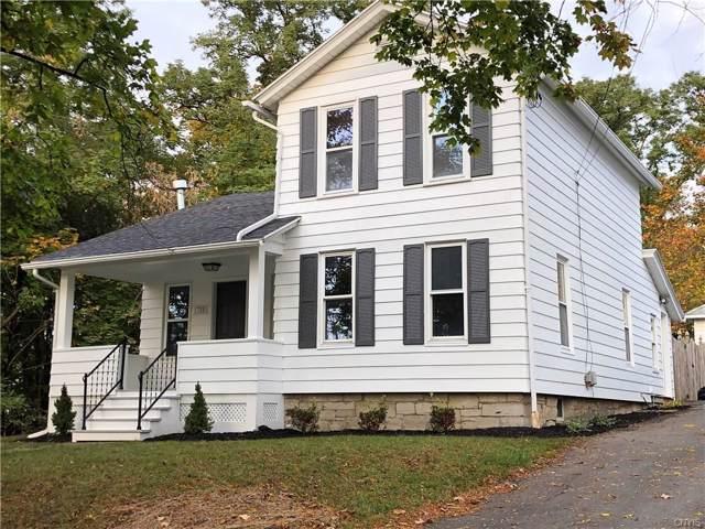 328 N Marvine Avenue, Auburn, NY 13021 (MLS #S1237155) :: Updegraff Group