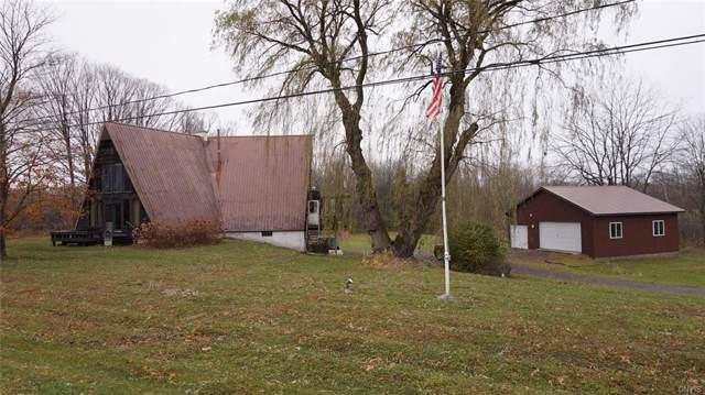 60 Wheat Hill Drive, Sandy Creek, NY 13083 (MLS #S1237159) :: Robert PiazzaPalotto Sold Team