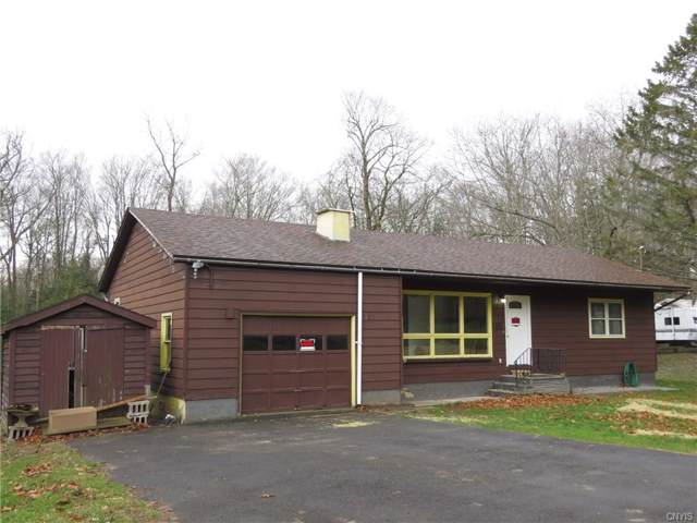 650 Mckennan Road, Herkimer, NY 13350 (MLS #S1237183) :: BridgeView Real Estate Services