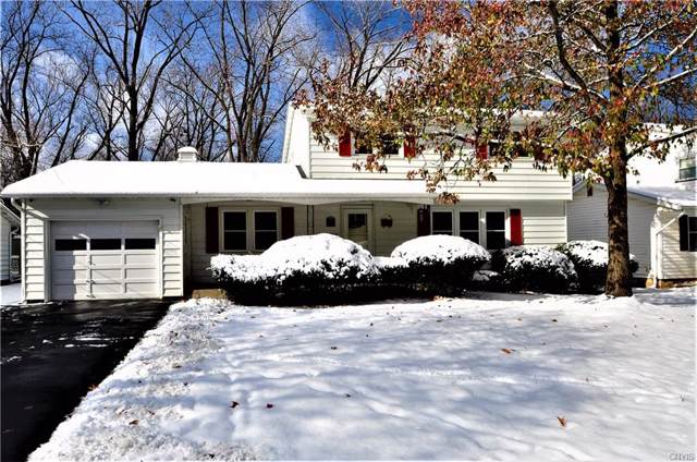 314 Longmeadow Drive, Syracuse, NY 13205 (MLS #S1237259) :: Updegraff Group