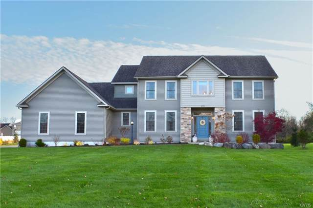 4276 Trout Lily Lane, Pompey, NY 13104 (MLS #S1237292) :: Robert PiazzaPalotto Sold Team