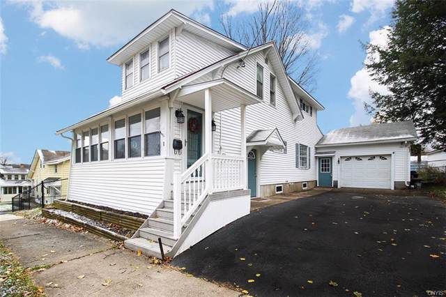 1 Ward Street, German Flatts, NY 13357 (MLS #S1237425) :: BridgeView Real Estate Services