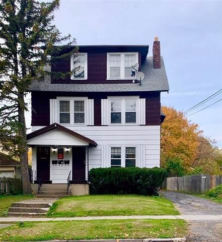 415 Stratford Street, Syracuse, NY 13210 (MLS #S1237607) :: Robert PiazzaPalotto Sold Team