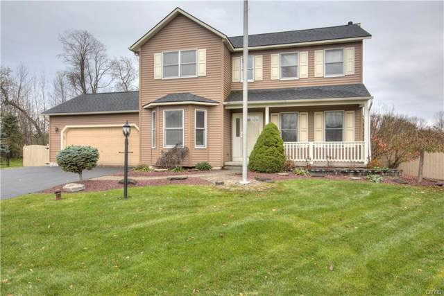 4325 Lazybrook Circle, Clay, NY 13088 (MLS #S1237665) :: BridgeView Real Estate Services
