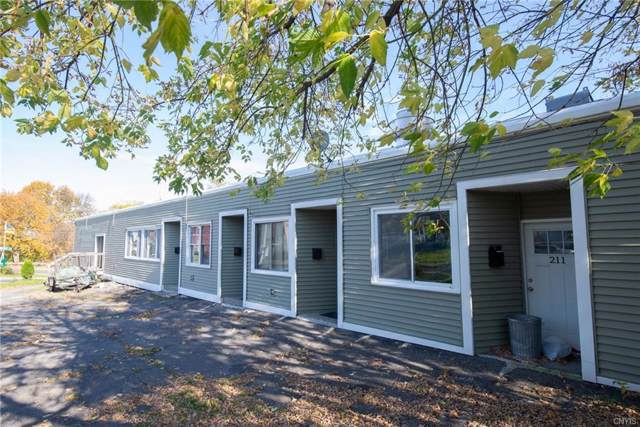 1331 W Fayette Street, Syracuse, NY 13204 (MLS #S1237690) :: BridgeView Real Estate Services