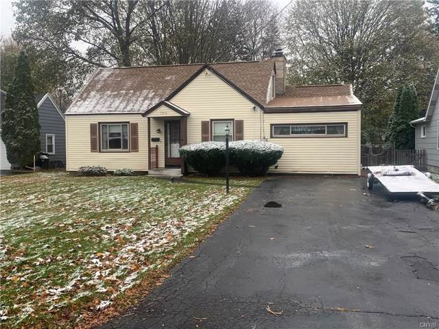 7192 Willow Road, Clay, NY 13212 (MLS #S1237703) :: Robert PiazzaPalotto Sold Team