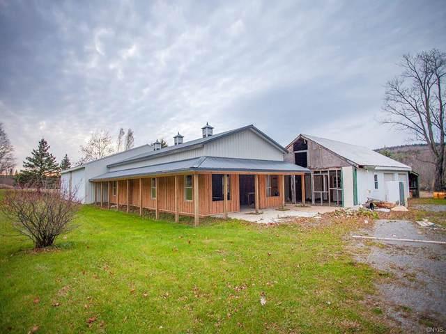 3301 Tuscarora Road, Nelson, NY 13061 (MLS #S1237728) :: The Glenn Advantage Team at Howard Hanna Real Estate Services