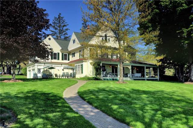 1860 + 1870 W Lake Road, Skaneateles, NY 13152 (MLS #S1237798) :: MyTown Realty