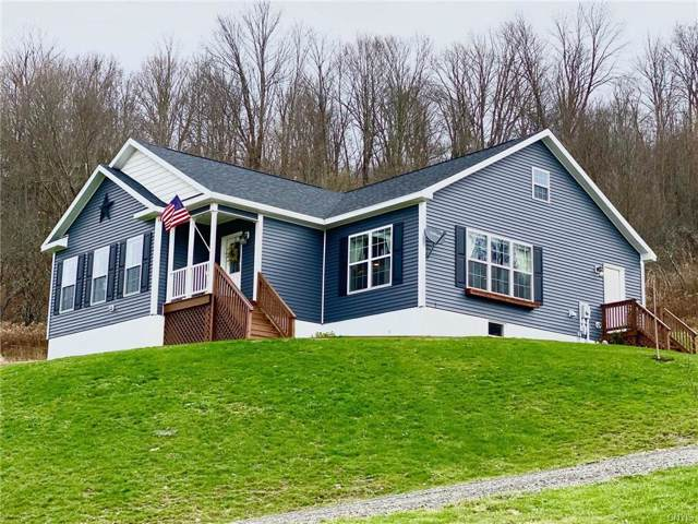 3460 Whitney Road, Taylor, NY 13040 (MLS #S1237805) :: The Glenn Advantage Team at Howard Hanna Real Estate Services