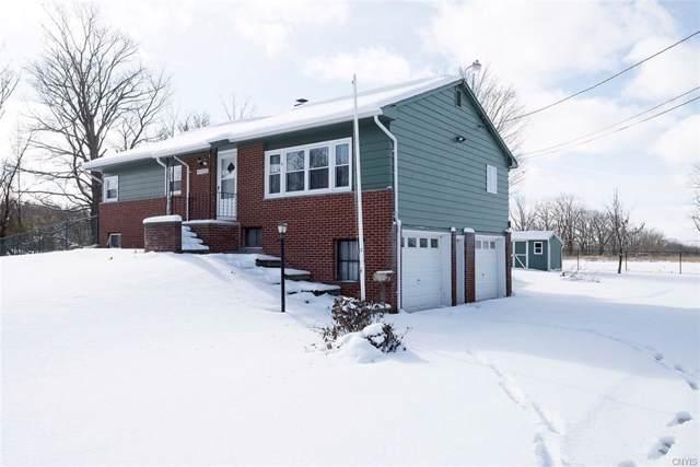 4583 Vinegar Hill Road, Skaneateles, NY 13152 (MLS #S1237939) :: BridgeView Real Estate Services