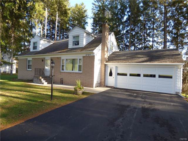 2502 Lake Moraine Road, Madison, NY 13346 (MLS #S1238126) :: BridgeView Real Estate Services