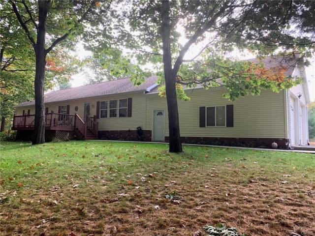 230 Chase Mills Road, Madrid, NY 13621 (MLS #S1238244) :: Robert PiazzaPalotto Sold Team