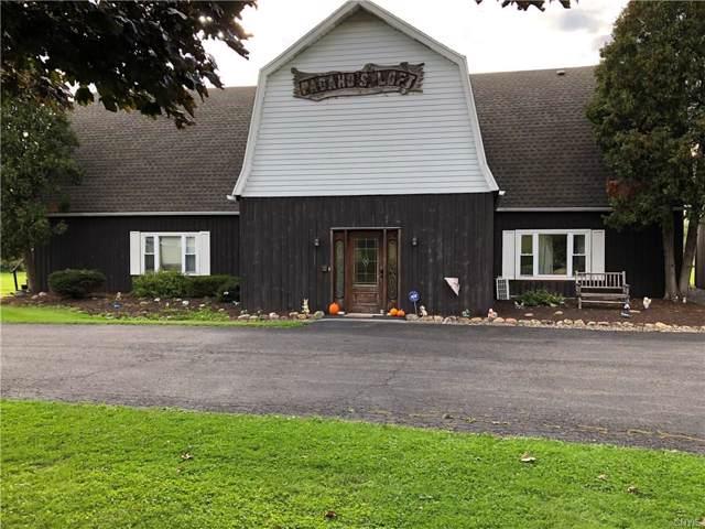 3214 Miller Road, Fayette, NY 13165 (MLS #S1238382) :: The Glenn Advantage Team at Howard Hanna Real Estate Services