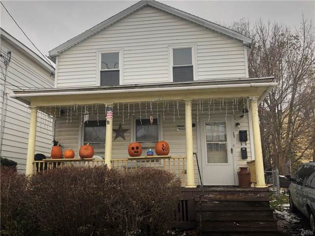613 Cottage Place, Utica, NY 13502 (MLS #S1238521) :: The Glenn Advantage Team at Howard Hanna Real Estate Services