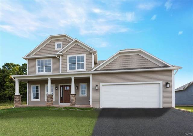 Lot 27 Giddings Trail (Highland Meadows), Lysander, NY 13027 (MLS #S1238585) :: The Rich McCarron Team