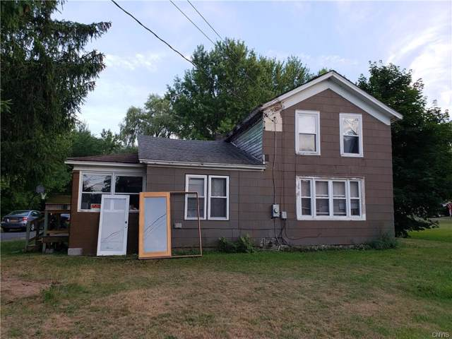 467 County Route 3, Granby, NY 13069 (MLS #S1238637) :: Updegraff Group