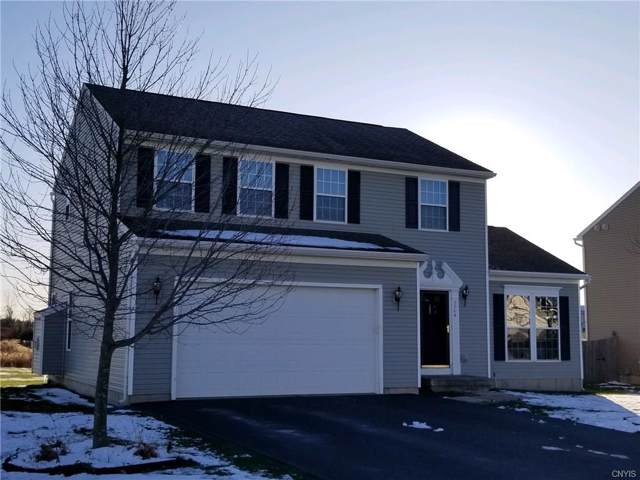 5564 Wyandra Drive, Clay, NY 13041 (MLS #S1238663) :: BridgeView Real Estate Services