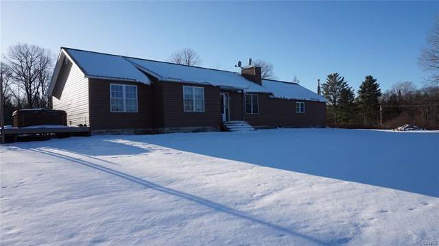 113 Caster Drive, Redfield, NY 13437 (MLS #S1238717) :: Robert PiazzaPalotto Sold Team