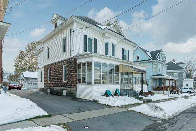 1018 Boyd Street, Watertown-City, NY 13601 (MLS #S1238921) :: Robert PiazzaPalotto Sold Team