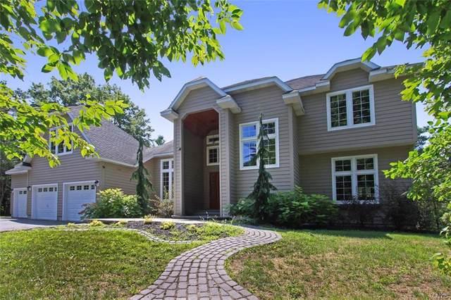 8374 Salt Springs Road, Manlius, NY 13104 (MLS #S1239171) :: BridgeView Real Estate Services
