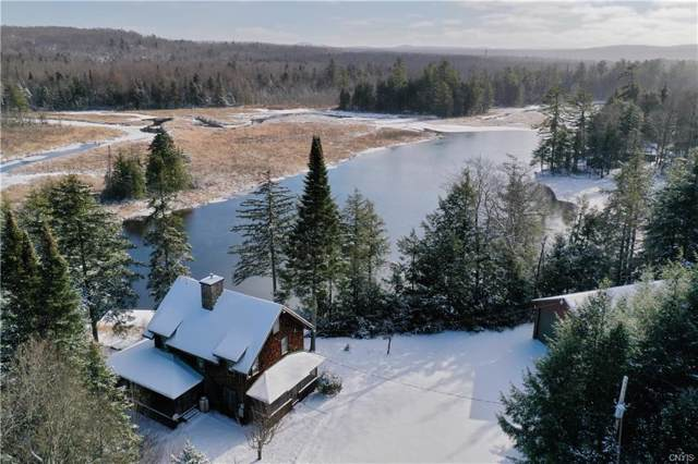 9076 Buck Point Road, Watson, NY 13367 (MLS #S1239379) :: BridgeView Real Estate Services