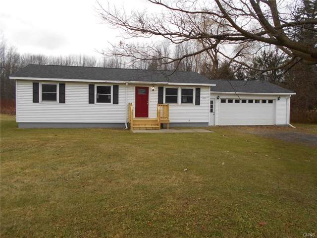 3261 State Route 31, Lenox, NY 13032 (MLS #S1239677) :: BridgeView Real Estate Services