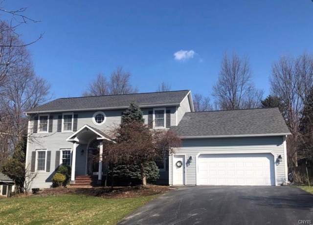 7815 Rolling Ridge Drive, Manlius, NY 13104 (MLS #S1239806) :: 716 Realty Group