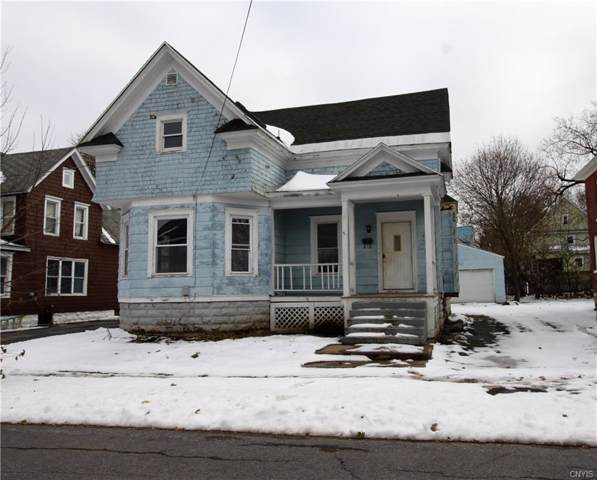 320 Mcclelland Street, Watertown-City, NY 13601 (MLS #S1240016) :: BridgeView Real Estate Services