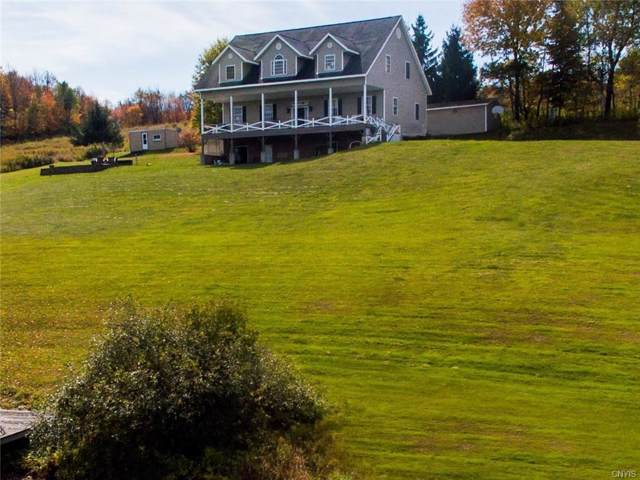 270 Pope Hill Road, Columbus, NY 13485 (MLS #S1240174) :: Lore Real Estate Services